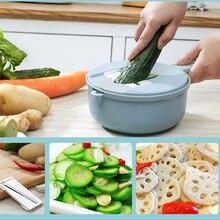 050 Multi-function Vegetable Cutter with Steel Blade Mandoline Slicer Potato Peeler Carrot Cheese Grater vegetable slicer