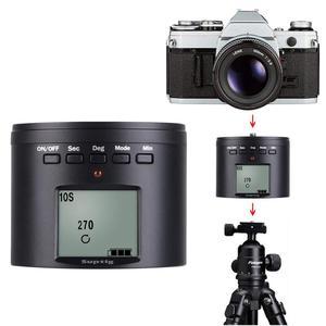 Image 1 - אלקטרוני פנורמה כדור חצובה ראש לgopro/טלפונים חכמים/מצלמות דיגיטליות/DSLRs חשמלי מתאם עבור DJI אוסמו פעולה מצלמה