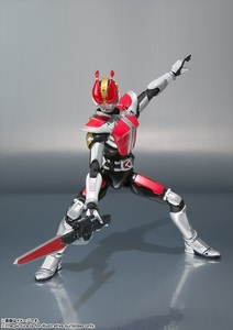 Image 5 - Original BANDAI Tamashii Nations S.H. Figuarts SHF Action Figure   Kamen Rider Den O Sword Form  20 Kamen Rider Kicks Ver.