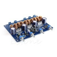 Assembled YJ TPA3116 4.1 class D Bluetooth amplifier board 4*50W+100W Module New