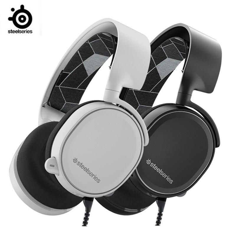 SteelSeries Arctis 3 Pro-Gaming Headset de alta-resolução Lautsprechertreiber DTS Surround de Fone De Ouvido X V2.0