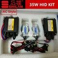 35 W AC Azul Profundo 30000 K H7 Escondeu kit Xenon H1 H3 H4-2 xenon H11 HB3 HB4 4300 K 5000 K 6000 K 8000 K Roxo Verde Rosa H4-2 H4L hid