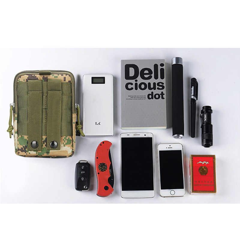 Военная Тактическая кобура, поясная сумка, спортивный чехол для телефона, для iPhone 4, 5, 5C, 5S, SE, 6, 6 S, 7 Plus, уличные спортивные сумки, чехол