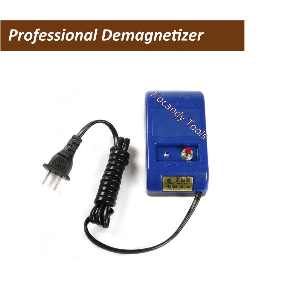 1Pc regarder réparation tournevis pinces électriques démagnétiseur outil IH/_fr