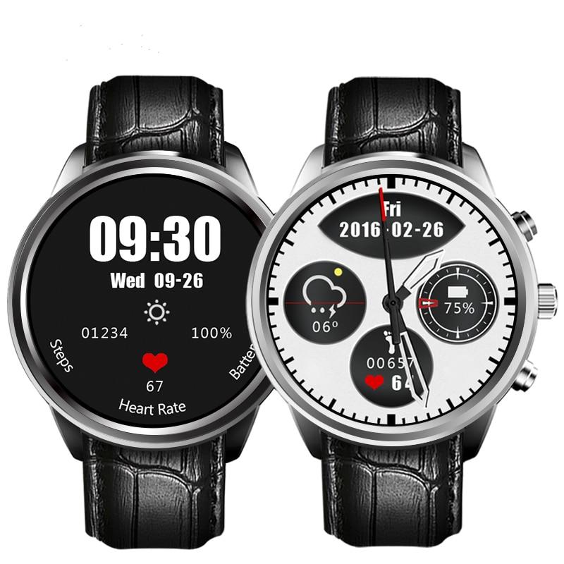 Finow X5 Lem5 GPS Smart Watch Men Women Sport Smartwatch Fitness Tracker 3g watch IP67 Waterproof Watchphone for Android/iOS