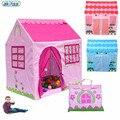 Новое прибытие 4 типов Дети кролик Палатка Дом Игрушка Крытый открытый Игровая Комната Палатки Для Детей раннего образования игрушки подарок