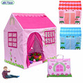 New arrival 4 types  Children rabbit Tent House Toy Indoor outdoor Game Room Tents For Kids early education toys gift