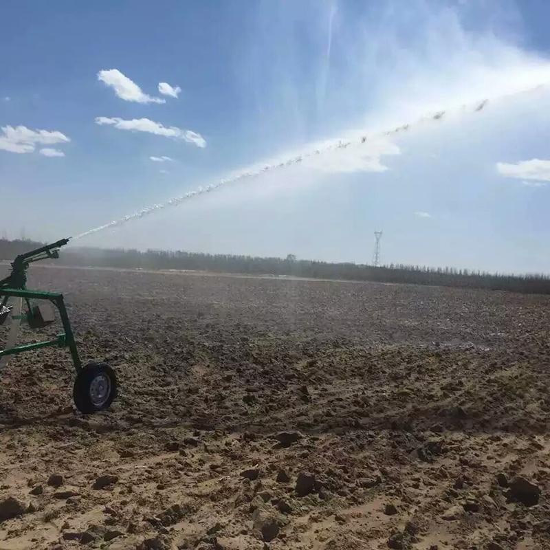 A253 Big Covering Range oscillating Sprinkler Rain Gun for Watering Irrigation system