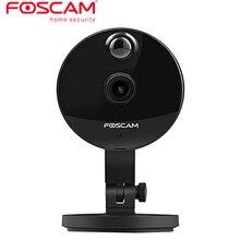 Foscam C1 Ip Camera Draadloze 720P Hd Cctv Indoor Bewakingscamera Met Nachtzicht Bewegingsdetectie Waarschuwingen 2 manier Audio