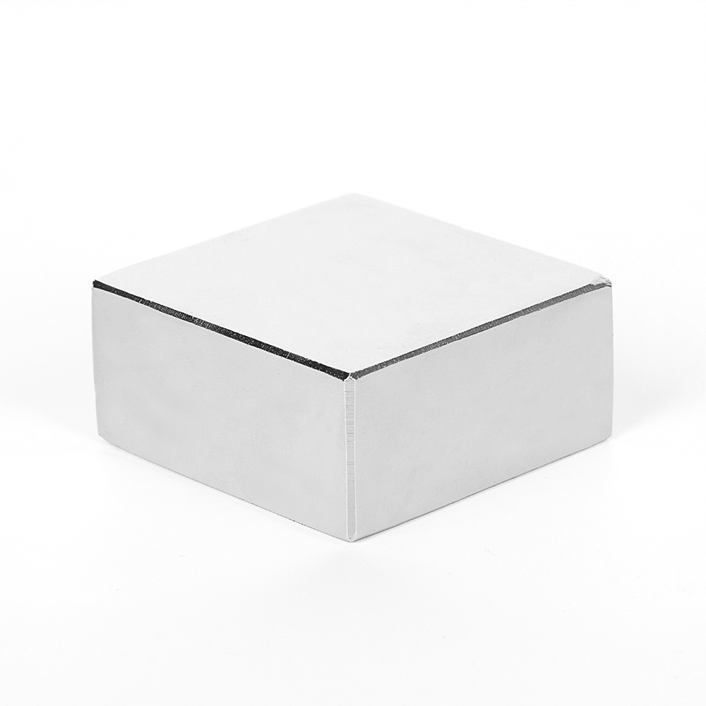 1pcs N52 Block Rectangle Magnets NdFeB Neodymium Permanent Magnet 45*45*20mm N52 Rare Earth Magnets