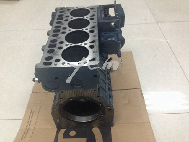 US $1680 0  For Kubota engine parts V2403 engine cylinder block 1E154 01014  1A435 01010 used for PC56 7 kx161-in Engine Block from Automobiles &