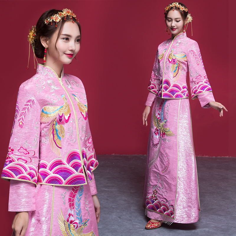 Japanese Wedding Gown: South East Asian Malaysia Traditional Wedding Cheongam