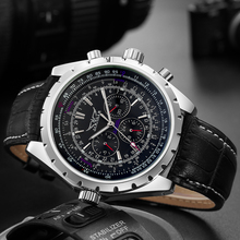 JARAGAR Top Luxury Brand Men Watch Mens Fashion Mechanical Watches