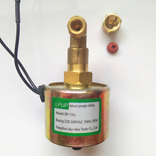 High temperature and high voltage electromagnetic pump Model SP-13A Voltage 220-240VAC 50Hz Power 28W цены
