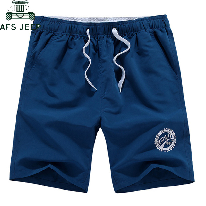 2PCS Casual Men Beach Shorts Quick Drying Short Pants Men Plus Size L-5XL Loose Elastic Fashion Beach Short Bermuda Masculino