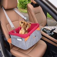 Legendog Pet Dog Carrier Car Seat Pad Safe Carry House Cat Puppy Bag Car Travel Accessories Dog Seat Bag Basket Pet Products
