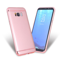 Case For Samsung Galaxy S8 S8Plus 360 degree Shockproof 3 IN 1 Removable Hard Matte Cover S9 S10 s10 5G Note8 9