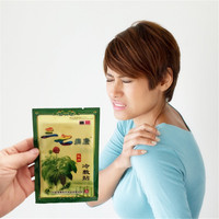 Factory price Cold Compress essential oil patches for Pain Relief Knee/Neck/Back Pain massage herbal Plaster Pain Reliever Essential Oil