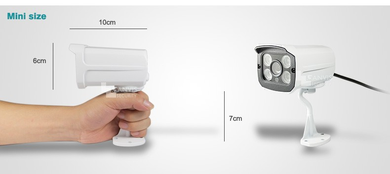 -40'С зимой использовать H. 265 в 2К 1440Р 4мп IP-камера открытый мини камеры видеонаблюдения утеплителем внутри Р2Р видеонаблюдения GANVIS GV по-T430AH