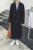 Hombres abrigo para el otoño y la primavera, moda de ocio sección larga de color sólido trench coat, abrigo chaquetas outwear gabardina