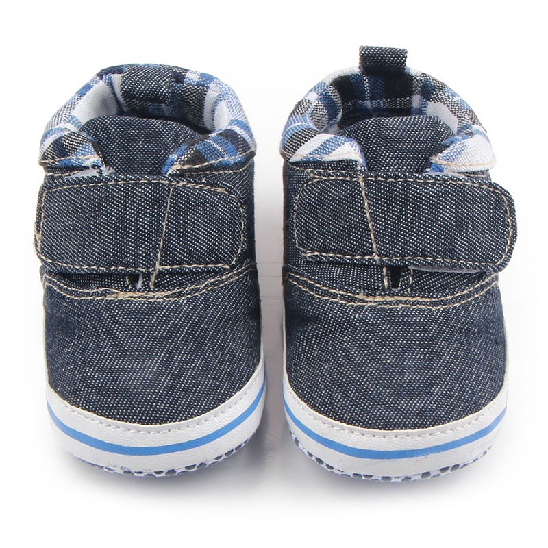 Soft Kids Boy Warm First Walkers Handsome Classic Casual Baby Shoes Winter Autumn Infant Toddler Sneakers Loafers