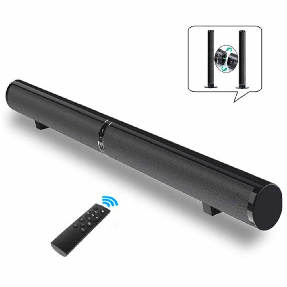 Home cinéma système de son centre de musique tour haut-parleur barre de son pour Tv cinéma maison système Audio haut-parleur mur Bluetooth colonne Bar