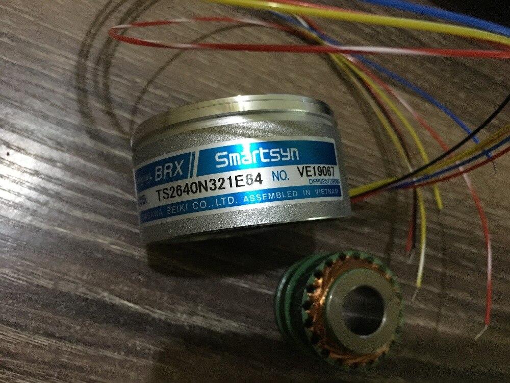 Nouveau original Tama ga wa encodeur TS2640N321E64 nouveau importé assemblée machine de moulage par injection transformateur rotatif servomoteur