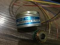 Nova originais Tama ga wa TS2640N321E64 novo importado codificador Servo motor de máquina de moldagem por injeção de montagem Rotativa transformador|spot|spot g|  -