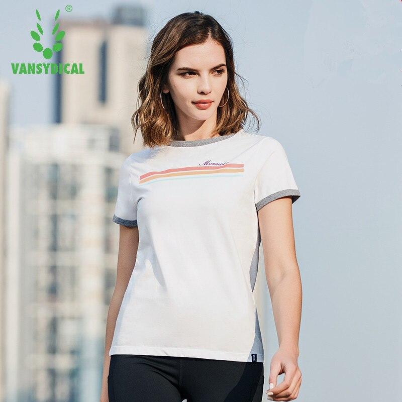 2018 Summer Gym Sports Women Running T Shirt Women Yoga