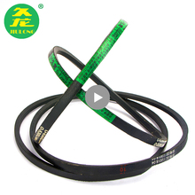 JIULONG V-Belt O тип Закрытая петля резиновая черная стиральная машина пояс O660/680/700/710/720/730/737/750/760/770/780/конвейерная лента