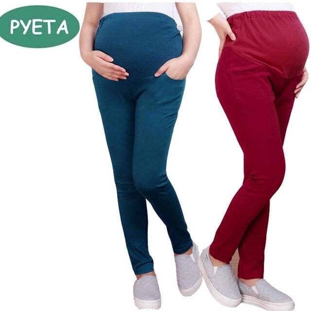 10 Цвет Случайные Беременности И Родам Брюки для Беременных Одежда для Беременных Комбинезоны Беременных Брюки Для Беременных Одежда