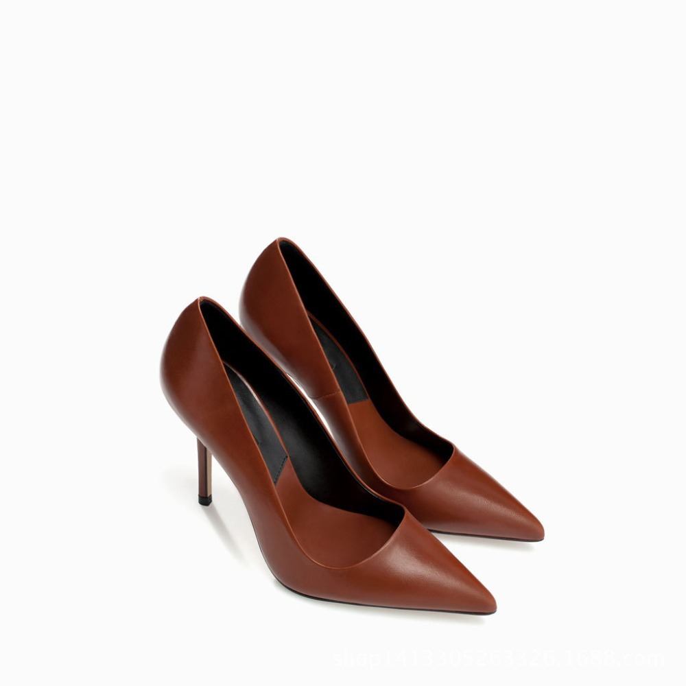 Zara Court Shoes