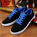 2017 Spring Fashion Men Shoes Casual Reflexable Comfy Lace-up Flat Low Heeled  School C Meal Shoes For men .LDZ-8607