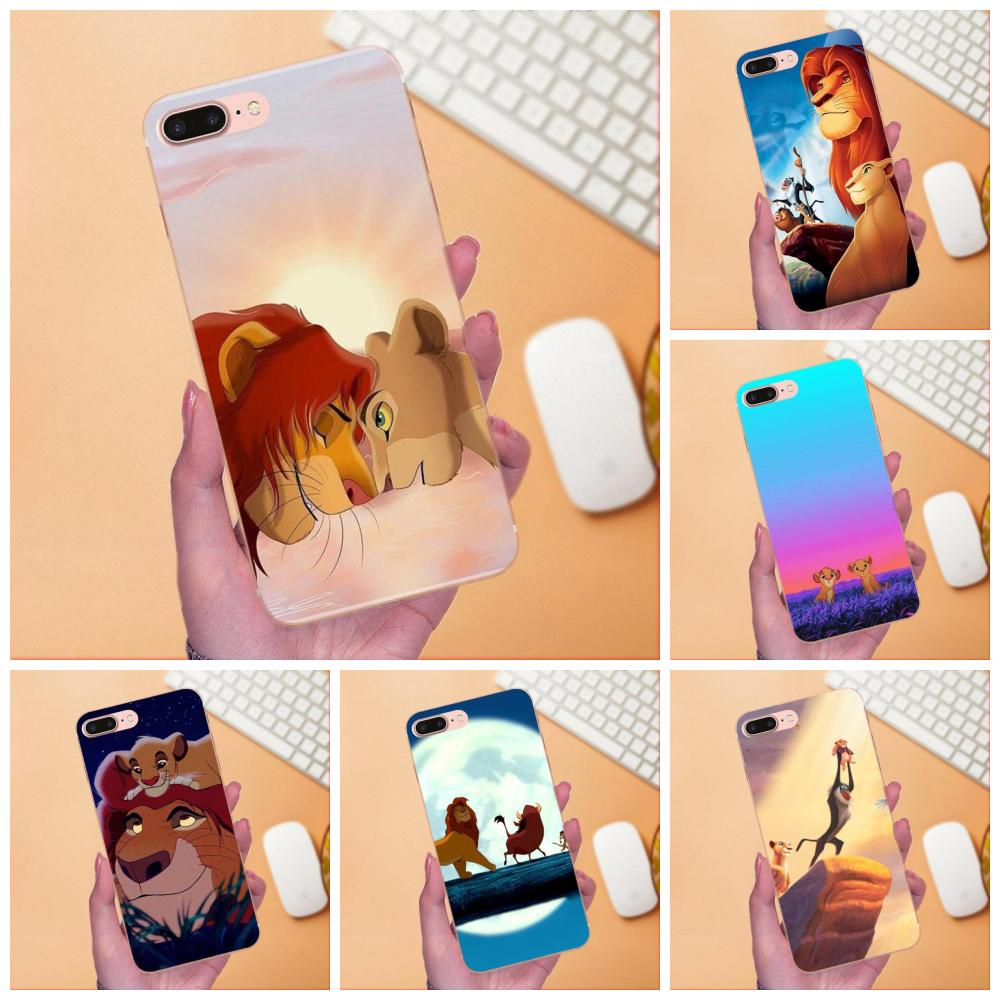 Tpu-Cover Apple IPhone Lion King For 4/4s/5/.. Movie Lovely