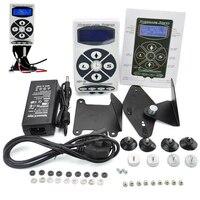 Tattoo Power Supply Upgrade Tattoo Machine HP 2 Intelligent Digital LCD Makeup Dual Power Tattoo Supplies Set