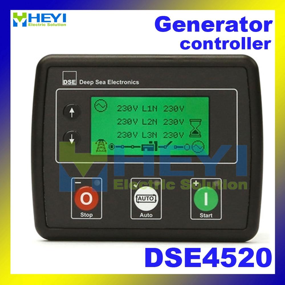 Generator Control Panel Power city DSE4520 Diesel generator controller youoklight e27 500 lumens 5w 10 5730 smd 3000k led ball bulb ac 85 265v
