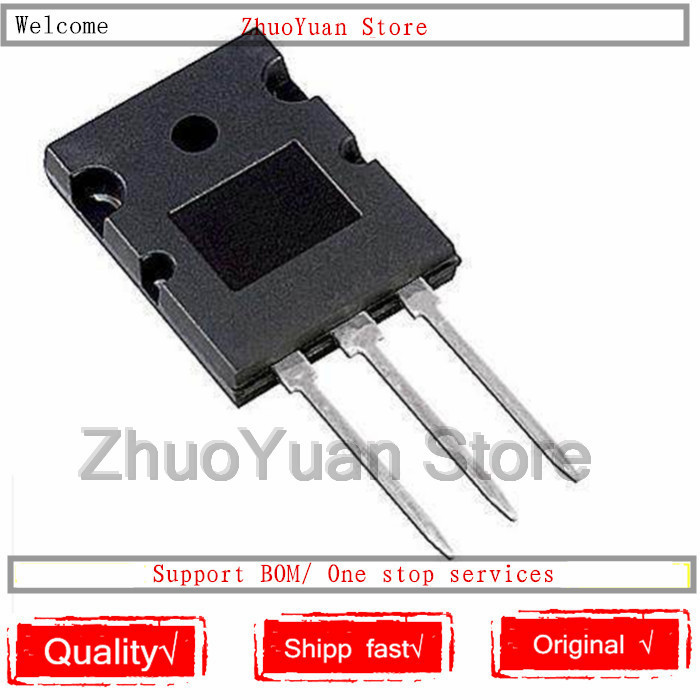 1PCS/lot 2SC5589 TO-3PL 18A 1500V Power Transistor