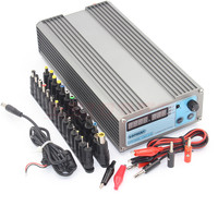 Mini Precision Compact Digital Adjustable Switching DC Power Supply OVP OCP OTP Low Power 60V 5A
