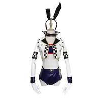 Kantai Collection Shimakaze Cosplay Costume car girls with accessory
