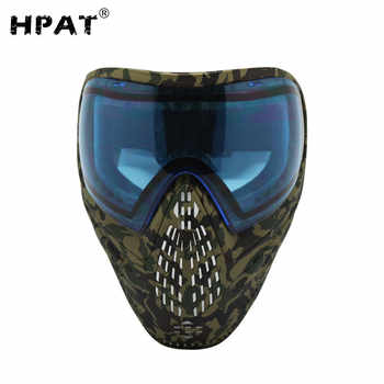 SPUNKY Airsoft Paintball Mask with Blue Dye I4 Thermal Lens - DISCOUNT ITEM  10% OFF Sports & Entertainment