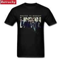 90S Retro Metal Rock T Shirt Mens Cheap Branded Linkin Park T Shirts Valentine S Day