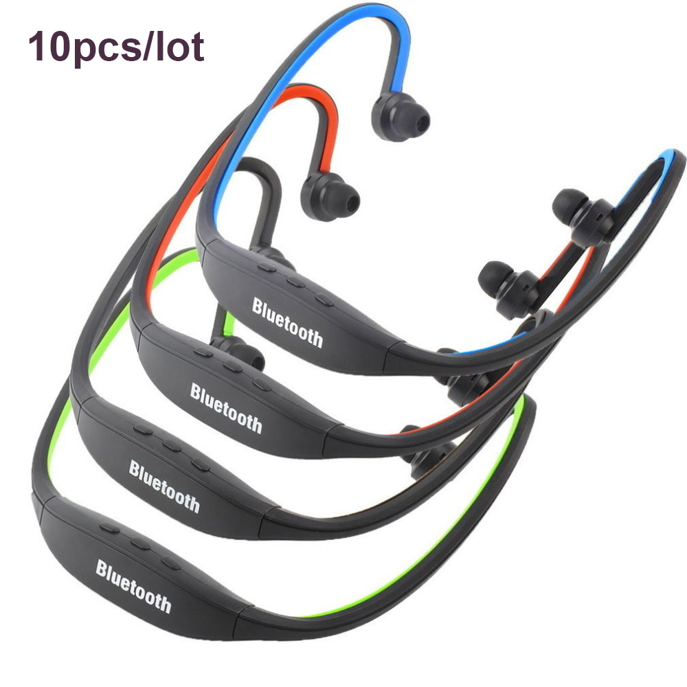 10pcs/lot Original S9 Sport Wireless Bluetooth  Earphone Headphones headset S9 Bluetooth headset For iPhone  Android ISO remax 2 in1 mini bluetooth 4 0 headphones usb car charger dock wireless car headset bluetooth earphone for iphone 7 6s android