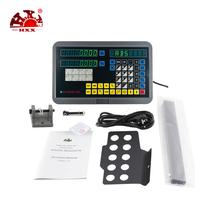 TTL Digital Scale Linear Encoder Competel Set 2 Axis Dro GCS900 2D For Lathe Mill Machine