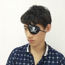 10pcs Halloween Props, Accessories, Costume Parties, Pirates of The Caribbean Goggles, One Eye, Patches