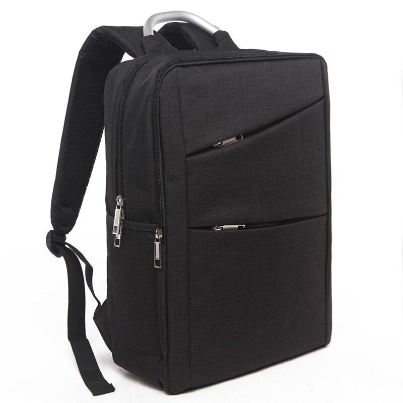 BOSEVEV Men Backpack Multifunctional Canvas Casual 14 Inch Laptop Backpack Women Large Capacity School Bags for Teenagers