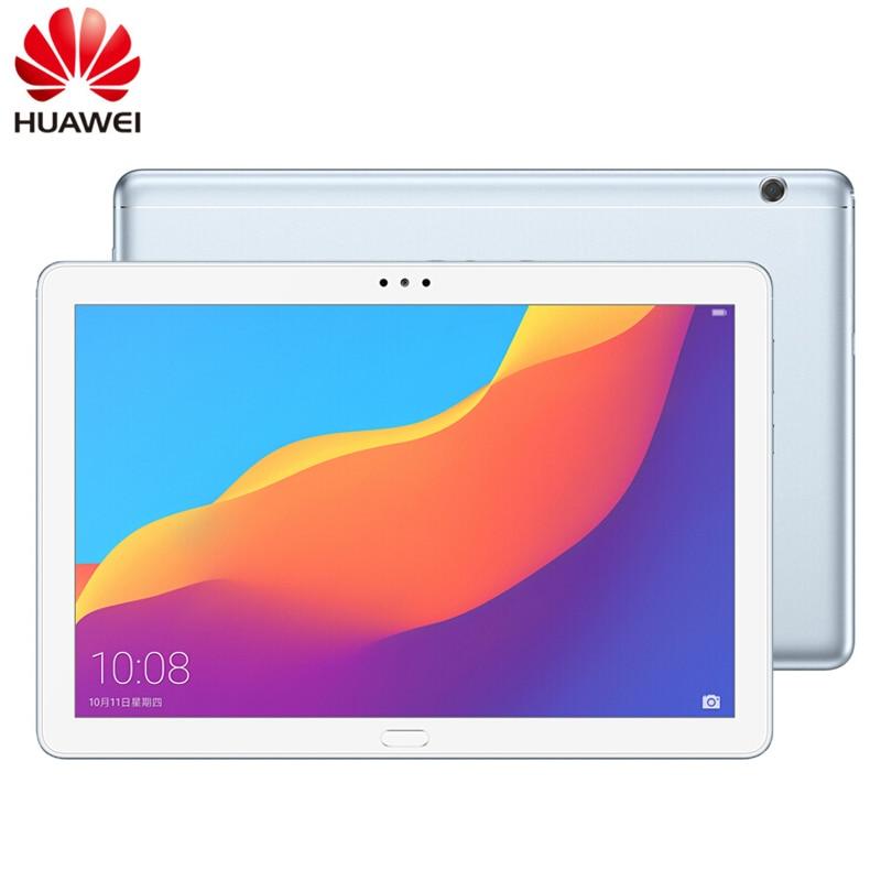 Оригинальный Huawei Honor MediaPad T5, 10,1 дюйма, 1080P, HD, яркий дисплей, Kirin 659, Восьмиядерный, Android 8,0, honor Tablet 5, двойная камера IPS