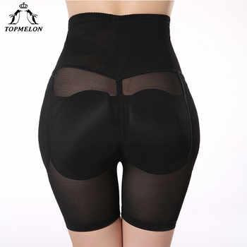 TOPMELON Shapwear High Waist Trainer Leg Body Shaper Butt Lifter Underwear Women Padded Panties Hip Booty Enhancer Control Pants - DISCOUNT ITEM  30% OFF All Category