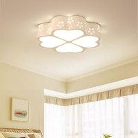 Children ceiling lighting LED living room ceiling lamps Modern Novelty Acrylic ceiling lights creative bedroom Fixtures