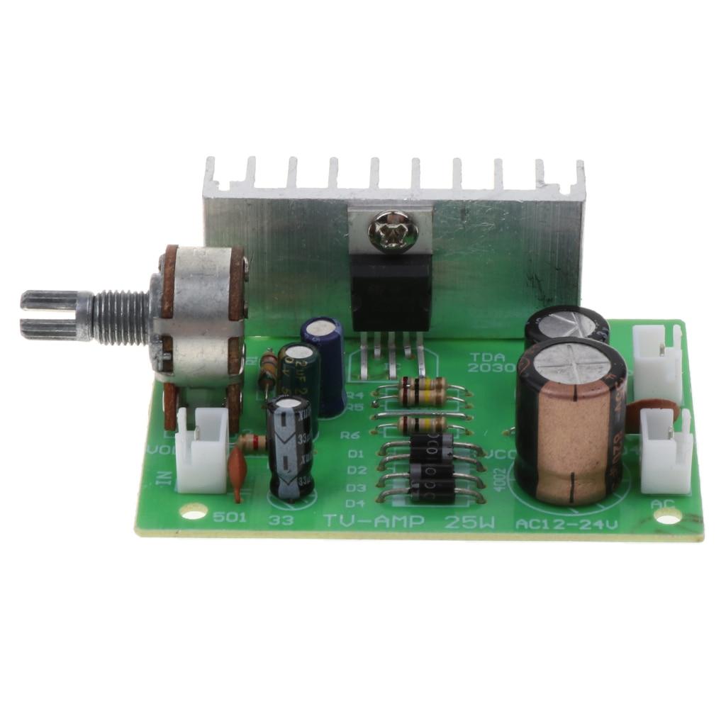 1Pcs LM1875T LM675 TDA2030 TDA2030A Audio Power Amplifier Pcb Board wn