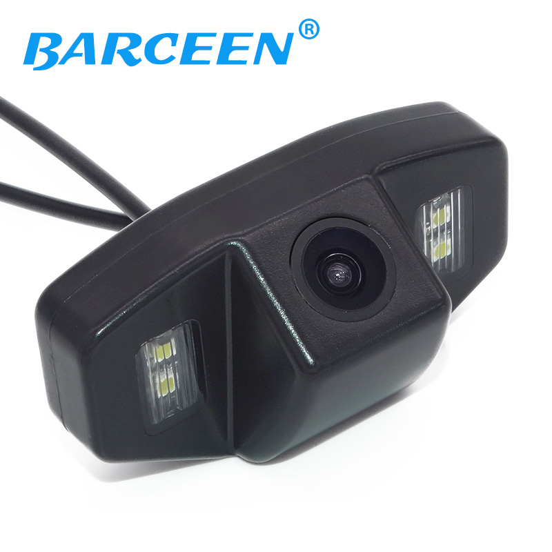 Free Shipping car parking camera For Honda <font><b>Accord</b></font> <font><b>2008</b></font>/2009/2010 , Reverse backup parking camera for DVD/<font><b>GPS</b></font> image
